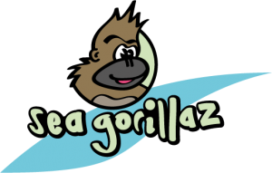 sea gorillas logo